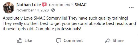 Adult2, SMAC Gym Mornington Peninsula Victoria